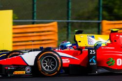Nicholas Latifi, DAMS y Jimmy Eriksson, Arden International