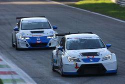 Luigi Bamonte, Seat Leon Racer-TCR