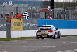 Rob Collard, West Surrey Racing takes checkered flag