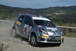 Roberto Pineschi, Speed Rally