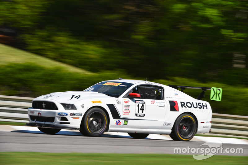 #14 Roush Performance Road Racing, Ford Mustang Boss 302: Nathan Stacy