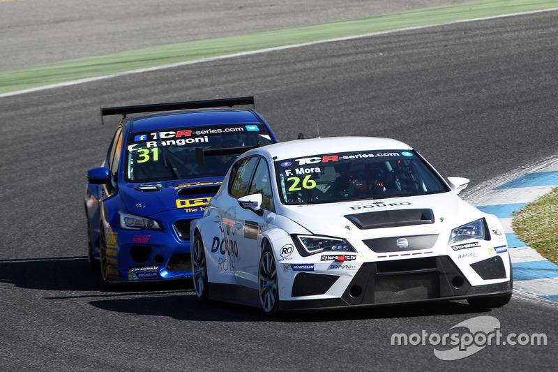 Francisco Mora, Baporo Motorsport, SEAT León TCR