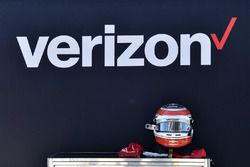 Will Power, Team Penske Chevrolet helmet