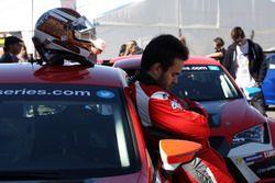 Sergey Afanasyev, Team Craft-Bamboo, Seat León TCR