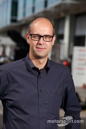 DMSB-Pressesprecher Michael Kramp