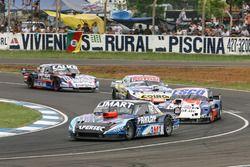 Esteban Gini, Nero53 Racing Torino, Jose Savino, Savino Sport Ford, Martin Serrano, Coiro Dole Racing Dodge, Emanuel Moriatis, Alifraco Sport Ford