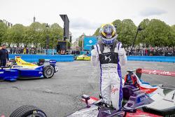 Secondo posto Jean-Eric Vergne, DS Virgin Racing