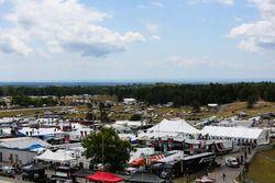 Vista del Canadian Tire Motorsport Park