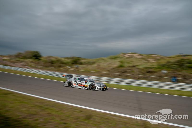 16. Robert Wickens, Mercedes-AMG Team HWA, Mercedes-AMG C63 DTM
