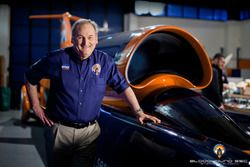 BloodhoundSSC en Richard Noble