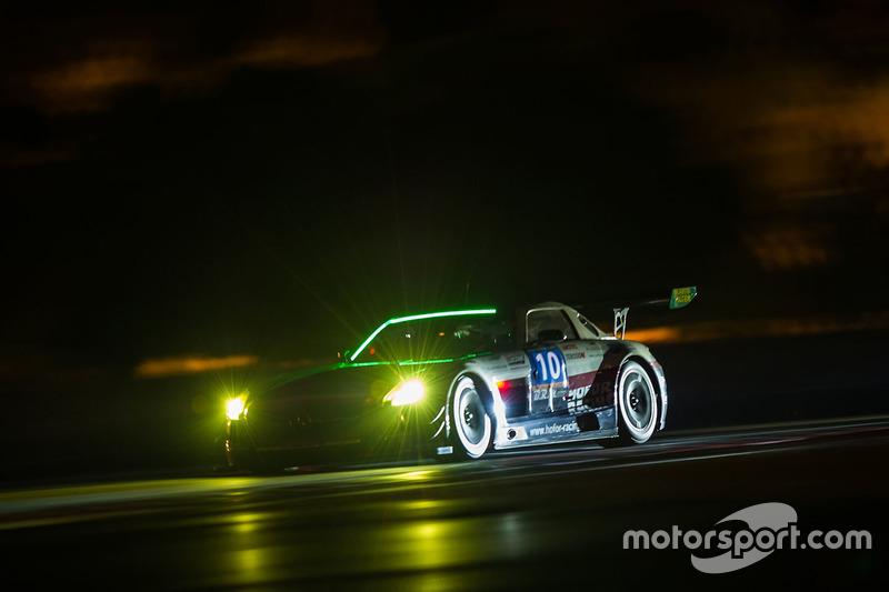 #10 Hofor Racing, Mercedes SLS AMG GT3: Michael Kroll, Roland Eggimann, Kenneth Heyer, Christiaan Frankenhout