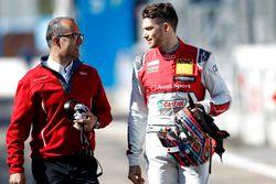 Edoardo Mortara, Audi Sport Team Abt Sportsline, Audi RS 5 DTM avec son ingénieur