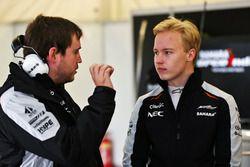 Nikita Mazepin, Sahara Force India F1 Team Gelişim pilotu