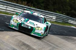#28 Land Motorsport, Audi R8 LMS: Christopher Mies, Connor De Phillippi