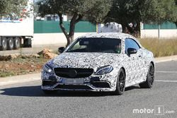 Mercedes-AMG C63 Cabriolet 2017