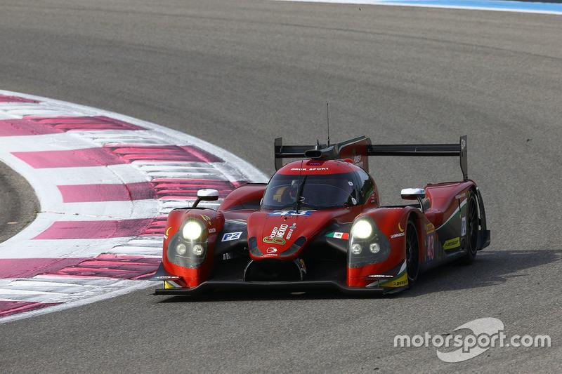 LMP2 - RGR Sport by Morand