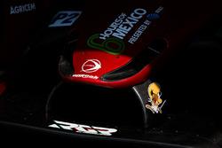 Рикардо Гонсалес, Филипе Альбукерк и Бруно Сенна, #43 RGR Sport by Morand Ligier JSP2 - Nissan