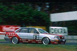 Франк Елински, Audi V8 quattro