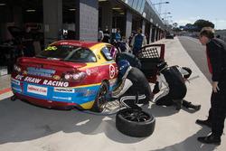 Ric Shaw, Stephen Borness, Andrew Bollom, Mazda RX-8 GT