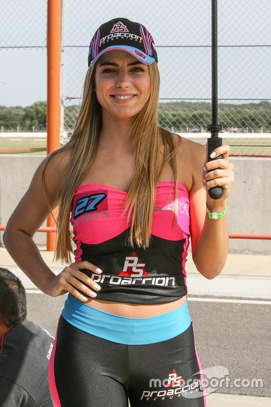 Chicas del Paddock Argentina Proaccion