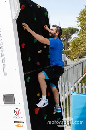 Timo Glock, Circuit Training