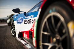 Detalle #67 Ford Chip Ganassi Racing Team UK Ford GT