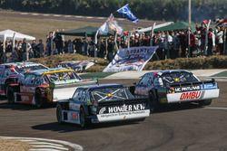 Esteban Gini, Nero53 Racing Torino, Facundo Ardusso, JP Racing Dodge, Juan Jose Ebarlin, Donto Racing Torino