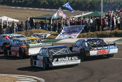 Esteban Gini, Nero53 Racing Torino, Facundo Ardusso, JP Racing Dodge, Juan Jose Ebarlin, Donto Racin