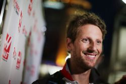 Romain Grosjean, Haas F1 Team medya ile