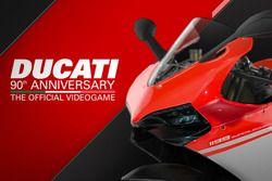 Ducati 90. Yıl özel oyunu, kapak
