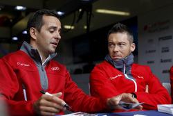 #7 Audi Sport Team Joest Audi R18: Andre Lotterer, Benoit Tréluyer