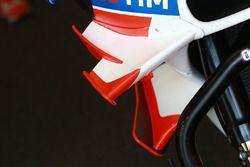 Ducati winglets