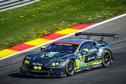 #95 Aston Martin Racing, Aston Martin Vantage GTE: Marco Sorensen, Darren Turner, Nicki Thiim