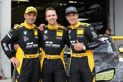 Pole für Christian Krognes, Victor Bouveng, Jörg Müller, Walkenhorst Motorsport, BMW M6 GT3