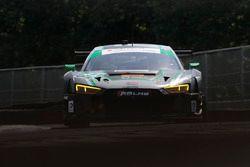 #44 Magnus Racing, Audi R8 LMS: John Potter, Andy Lally