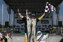 Race winners #3 Corvette Racing Chevrolet Corvette C7.R: Antonio Garcia, Jan Magnussen