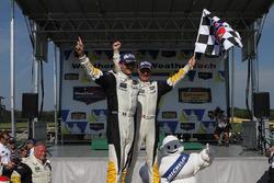 Ganadores #3 Corvette Racing Chevrolet Corvette C7.R: Antonio Garcia, Jan Magnussen