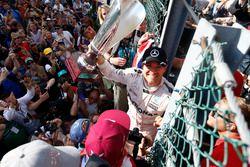 Победитель гонки - Нико Росберг, Mercedes AMG F1