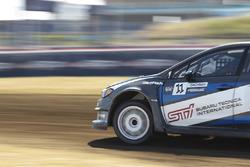 Sverre Isachsen, Subaru