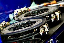 Yamaha Brembo brakes