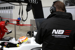 Arjun Maini, ThreeBond with T-Sport Dallara F312 – NBE