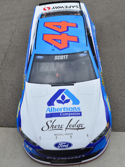 Brian Scott, Richard Petty Motorsports, Ford