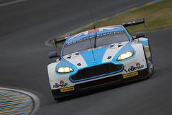#99 Aston Martin Racing Aston Martin Vantage GTE: Andrew Howard, Darren Turner, Alex MacDowall