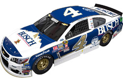 Kevin Harvick, Stewart-Haas Racing Chevrolet special throwback scheme