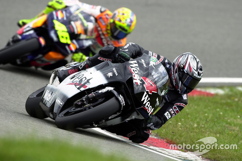 Alex Barros - 245 balapan