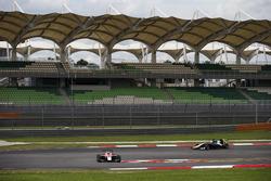Шарль Леклер, ART Grand Prix и Алекс Палоу, , Campos Racing