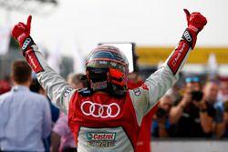 Racewinnaar Edoardo Mortara Audi Sport Team Abt Sportsline, Audi RS 5 DTM