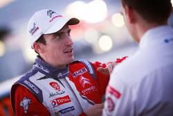 Craig Breen, Citroën DS3 WRC, Abu Dhabi Total World Rally Team