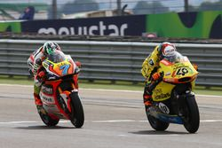 Alex Rins, Paginas Amarillas HP 40; Lorenzo Baldassarri, Forward Racing