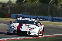 #104 Lamborghini Huracan S.GTCup, Antonelli Motorsport: Desideri-Kasai